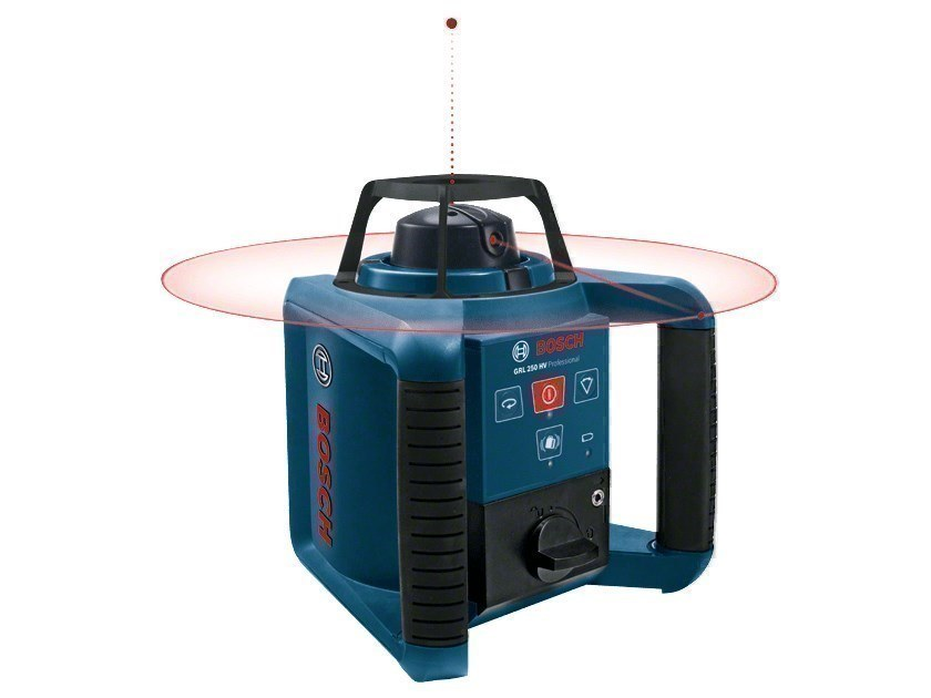 Optical and laser levels GRL 250 HV Professional by BOSCH PROFESSIONAL