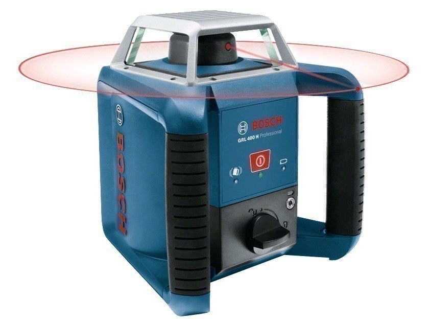 Optical and laser levels GRL 400 H Professional by BOSCH PROFESSIONAL