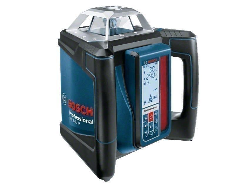 Livella laser rotante GRL 500 H + LR 50 Professional by BOSCH PROFESSIONAL