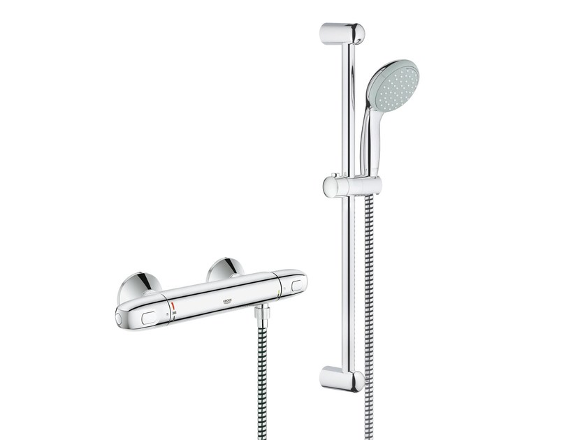 GROHTHERM 1000 NEW | Shower tap with hand shower By Grohe