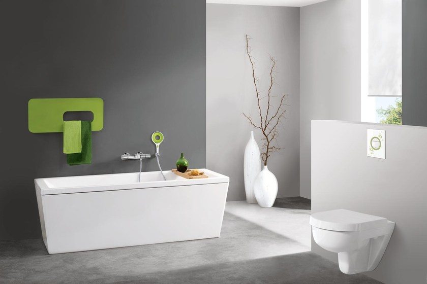 GROHTHERM 3000 COSMOPOLITAN | Thermostatic bathtub mixer By Grohe