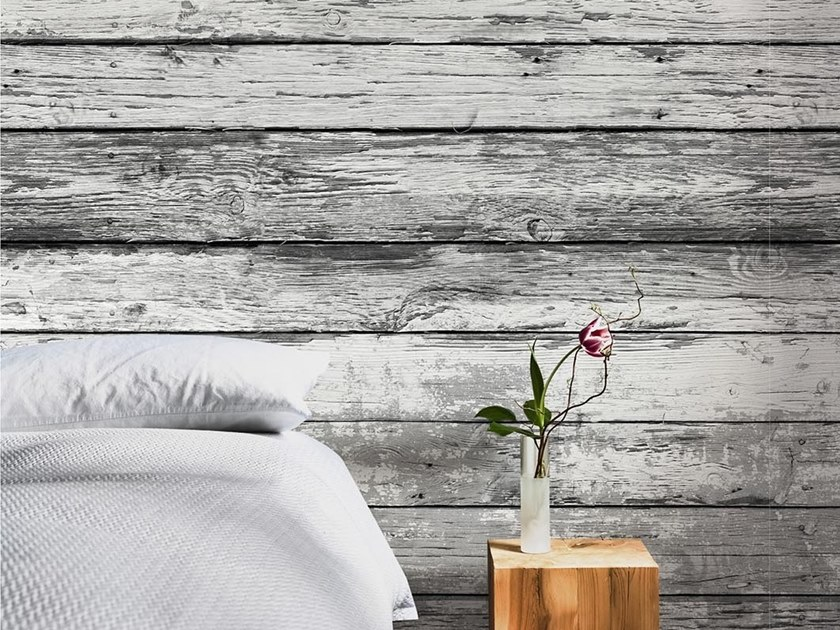 Industrial and modern wallpaper, PVC free, eco, washable GROOVE by Wallpepper