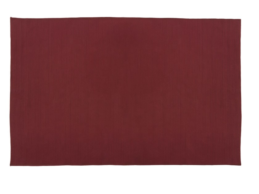 Rectangular fabric outdoor rugs GROUND by Smania
