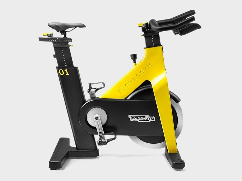 Exercise bike GROUP CYCLE™ RIDE by Technogym