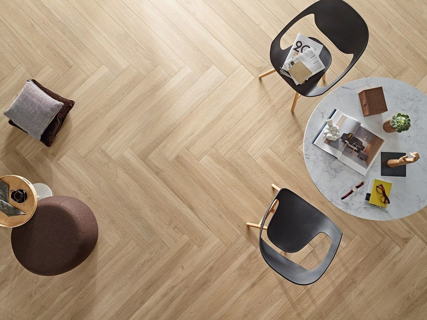 Wall/floor tiles with wood effect GROVE by MARGRES