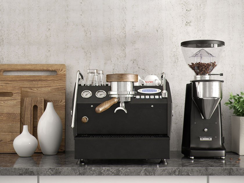 Stainless steel coffee machine GS3 AV by La Marzocco