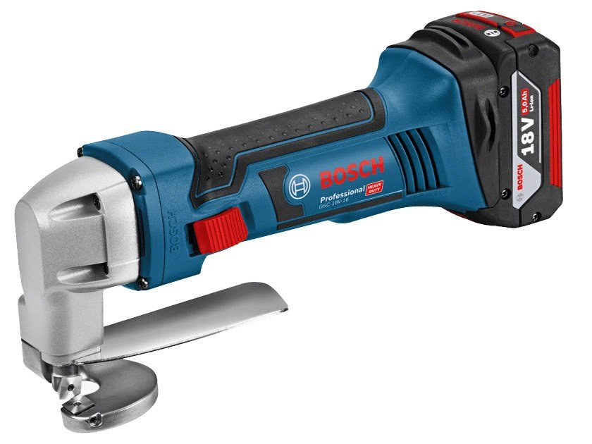 Special machinery for construction sites GSC 18V-16 Professional by BOSCH PROFESSIONAL