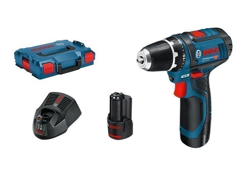 Electric screwdrivers GSR 12V-15 Professional by BOSCH PROFESSIONAL