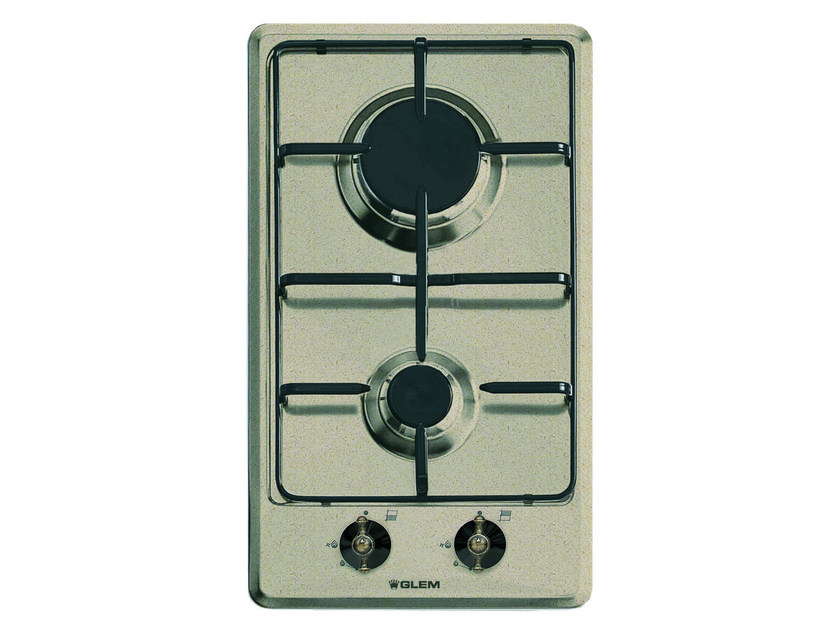 Gas built-in hob GT32SA | Hob by Glem Gas