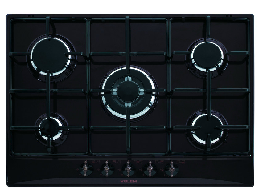 Gas built-in hob GT755AN | Hob by Glem Gas