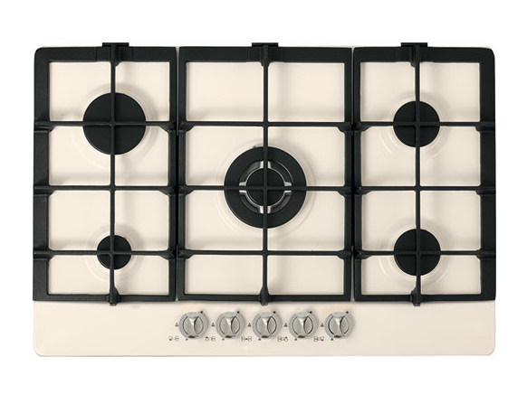 Gas built-in hob GTPR855HPN | Hob by Glem Gas
