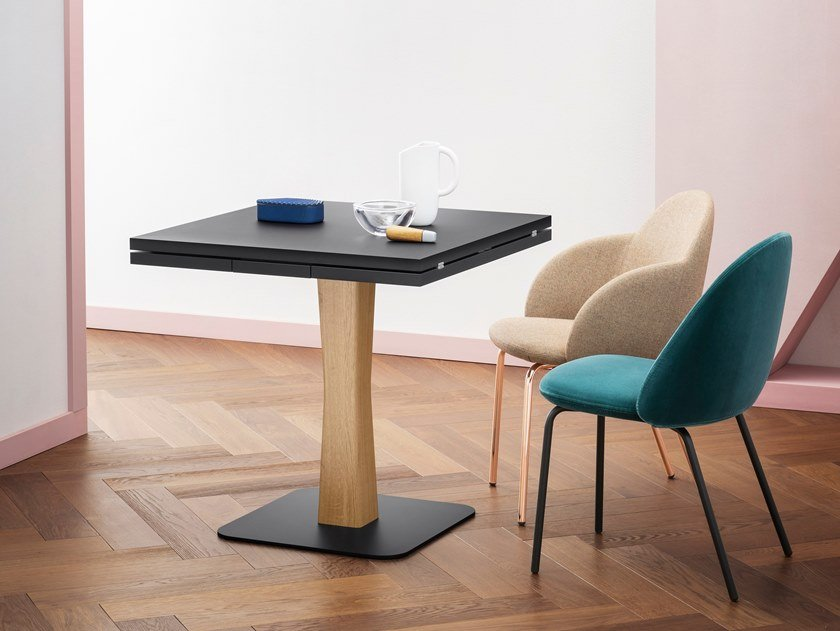 Lacquered dining table GUALTIERO | Lacquered table by Miniforms