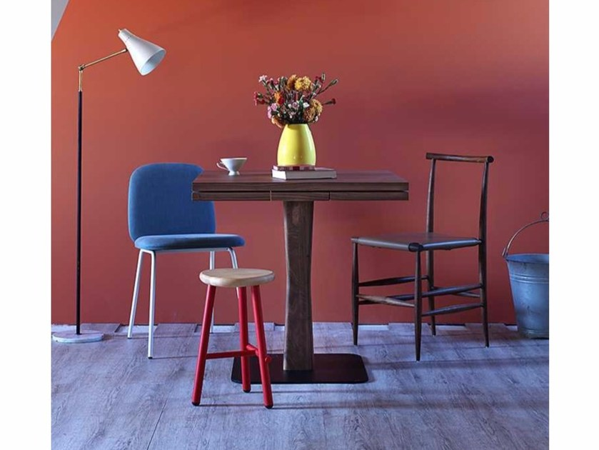 Wooden dining table GUALTIERO   Wooden table by Miniforms