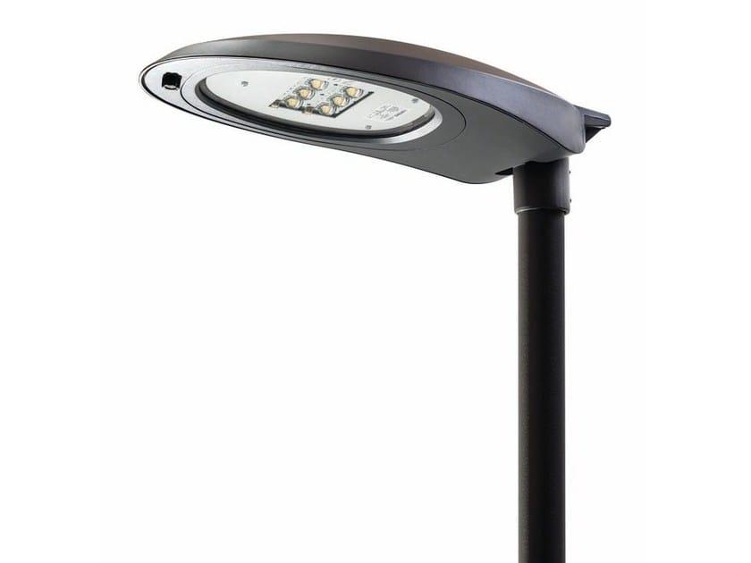 Plafoniere Per Lampioni Stradali : Lampione stradale a led in alluminio pressofuso guida niteko