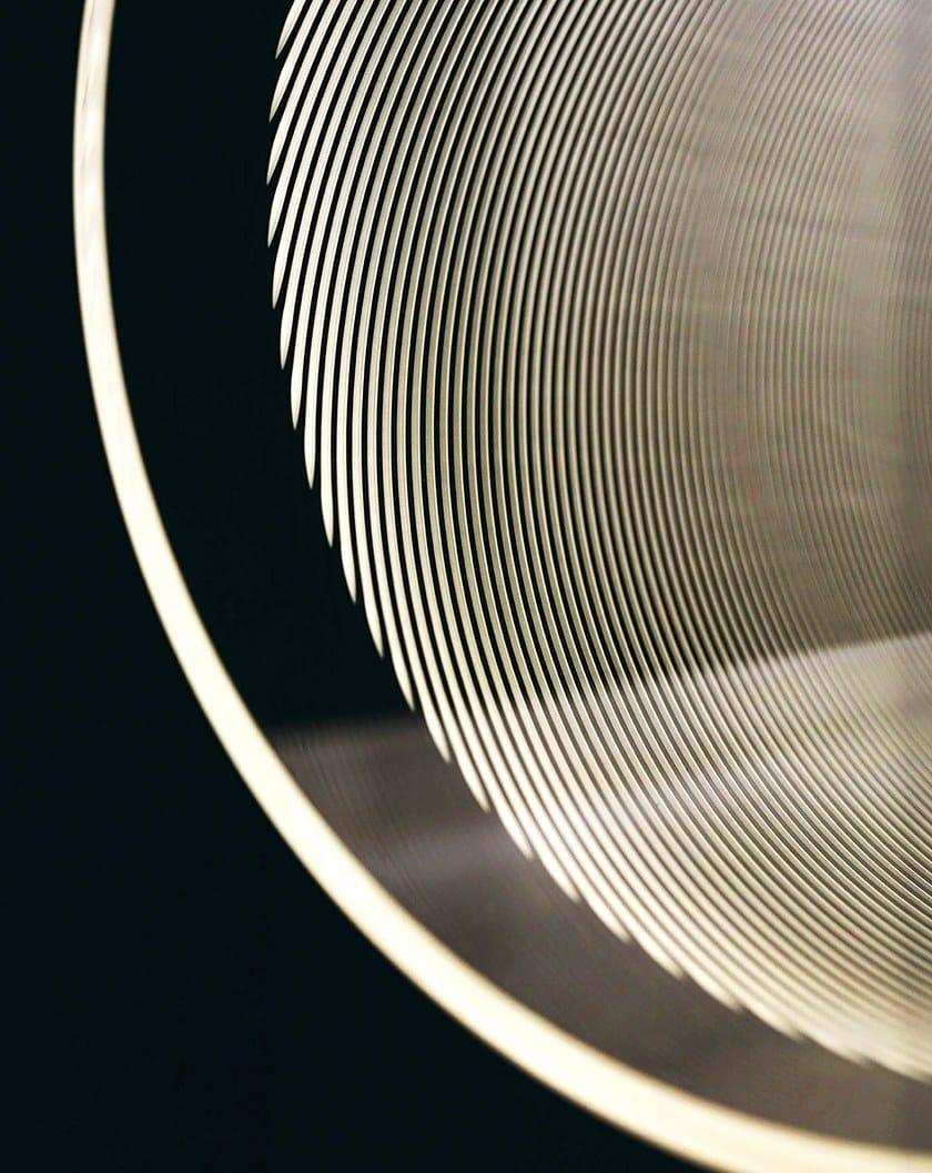 GUISE   Lampada a sospensione in vetro borosilicato