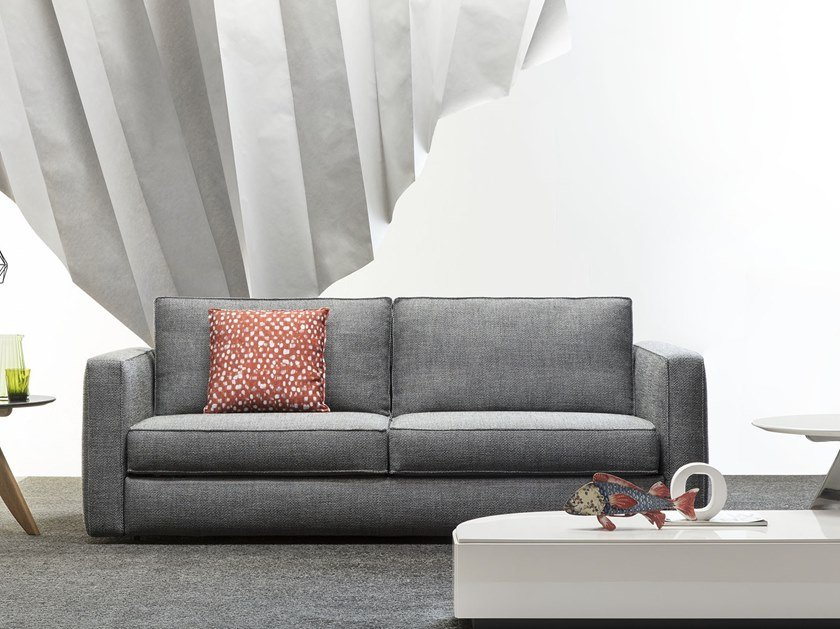 3 seater fabric sofa bed GULLIVER | 3 seater sofa by BertO