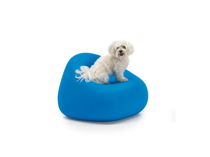 Polyethylene Kids armchair GUMBALL ARMCHAIR JUNIOR by Plust