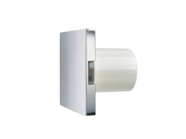LED wall-mounted stainless steel steplight GWENDA 2L 1W by Quicklighting