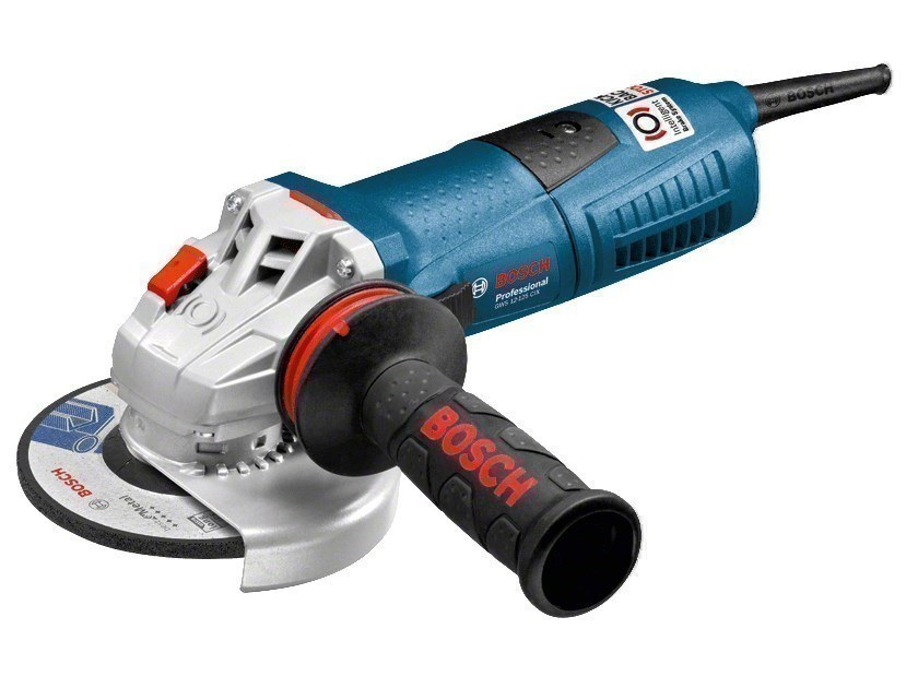 Angle grinders GWS 12-125 CIX Professional by BOSCH PROFESSIONAL