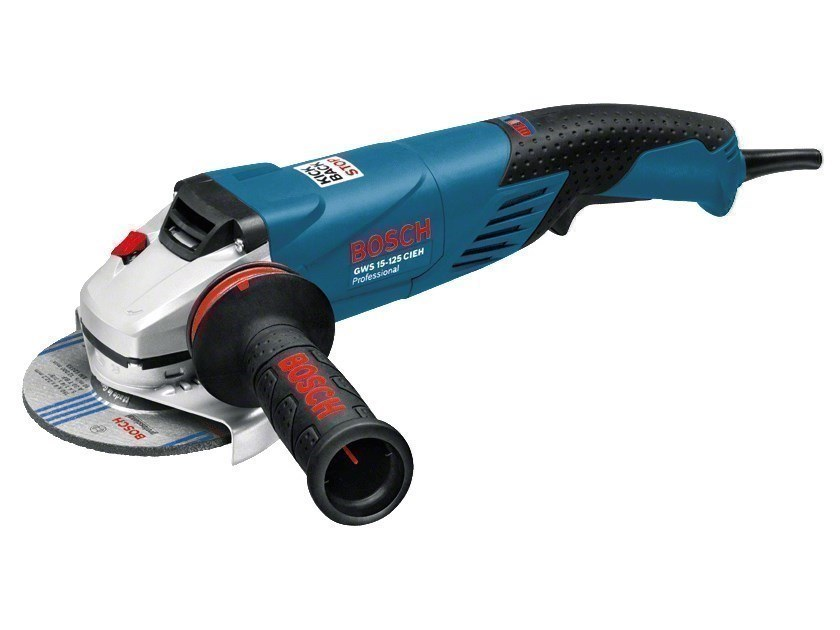 Angle grinders GWS 15-125 CIEH Professional by BOSCH PROFESSIONAL