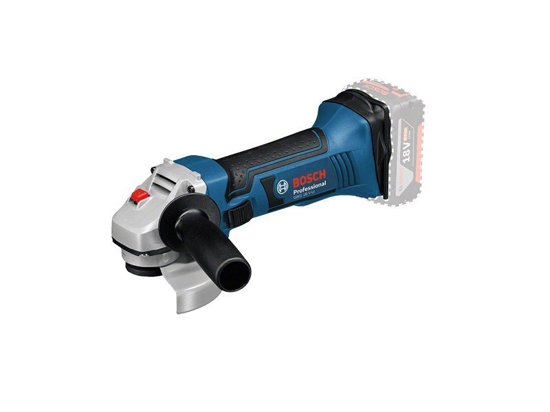 Angle grinders GWS 18 V-LI Professional by BOSCH PROFESSIONAL