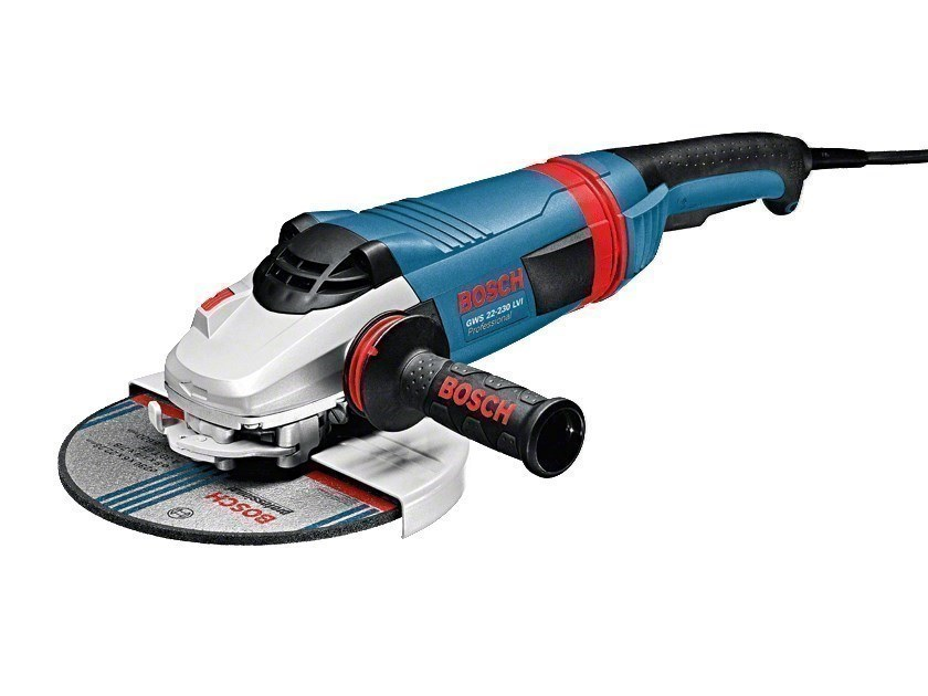 Angle grinders GWS 22-230 LVI Professional by BOSCH PROFESSIONAL