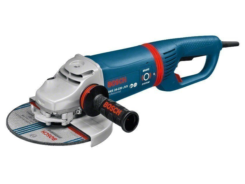 Angle grinders GWS 24-230 JVX Professional by BOSCH PROFESSIONAL