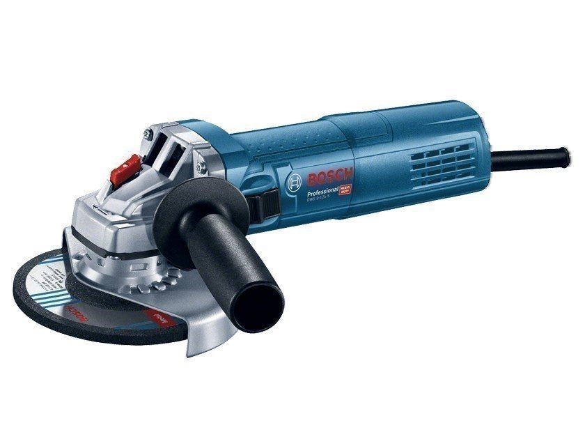 Angle grinders GWS 9-125 S Professional by BOSCH PROFESSIONAL