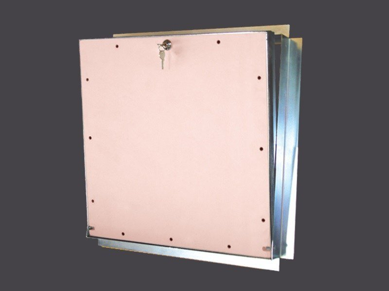 Hatches for Plasterboard with EI120 Fire protection GYPS FIRE EI 120 SEVICES DUCT by Gyps