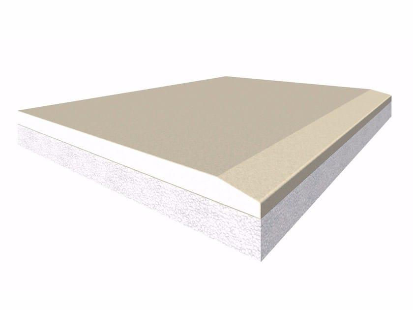 Gypsum plasterboard GYPSOTECH® DUPLEX by FASSA