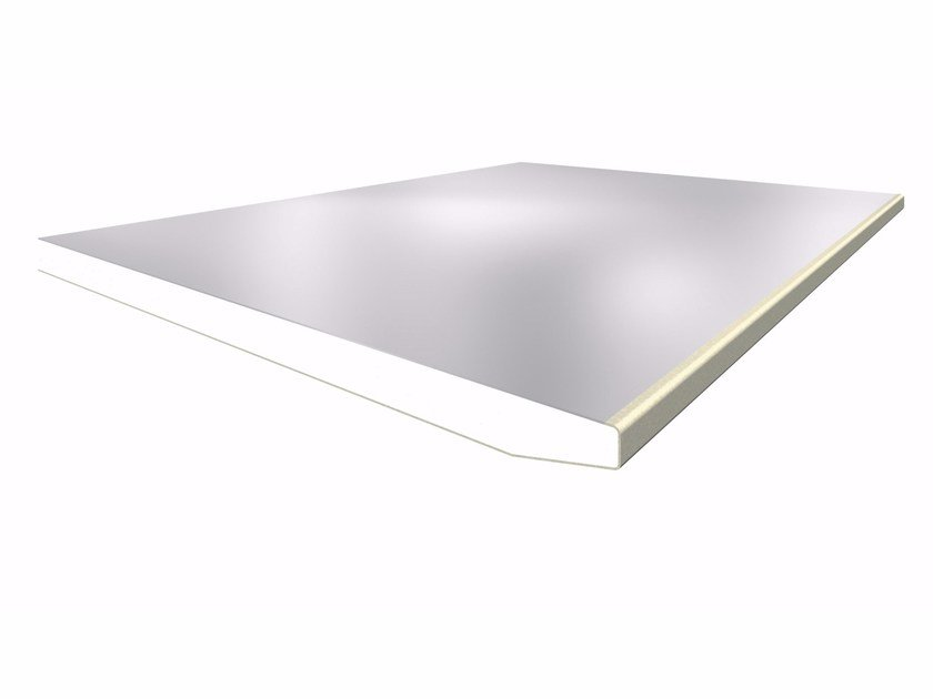 Moisture resistant gypsum plasterboard for partition walls GYPSOTECH® VAPOR by FASSA