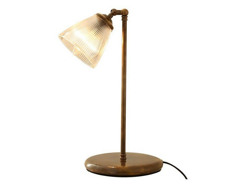 Handmade adjustable desk lamp gadar table lamp by mullan lighting