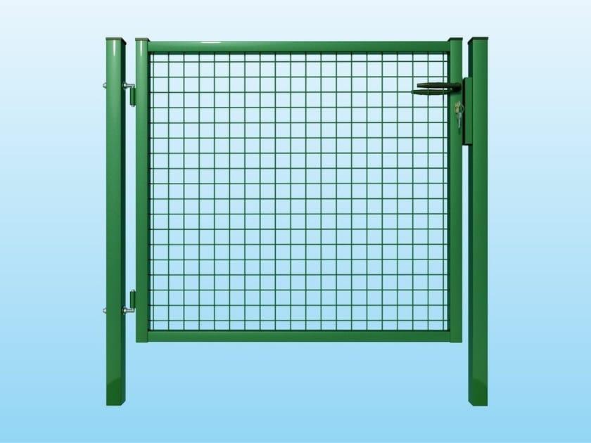 GARDEN Cancello Garden Pedonale finitura PFZ Verde