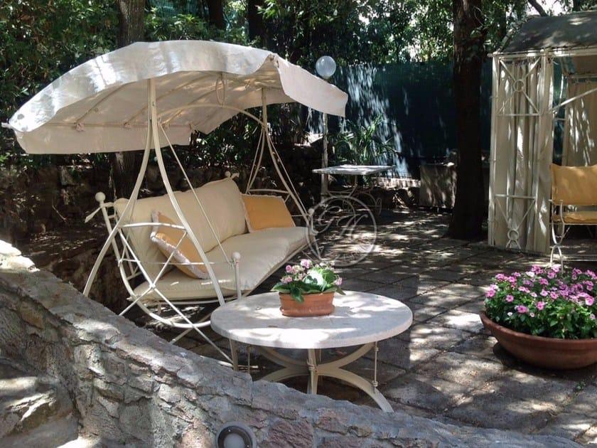 Dondolo Da Giardino In Ferro Battuto : Arredo giardino foggia