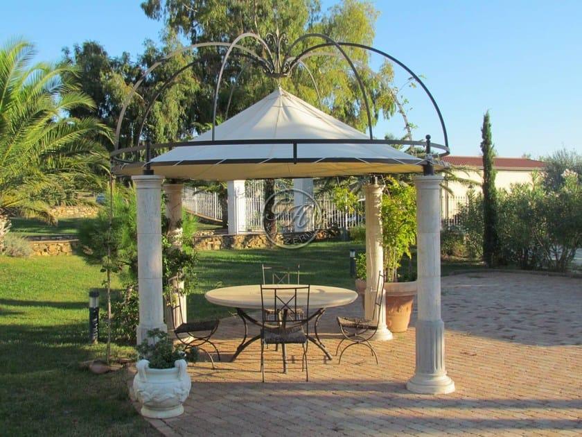 Cenadores de jardin best barajo ahora la opcion de una pergola de hierro forjado tipo la foto - Cenadores de jardin alcampo ...