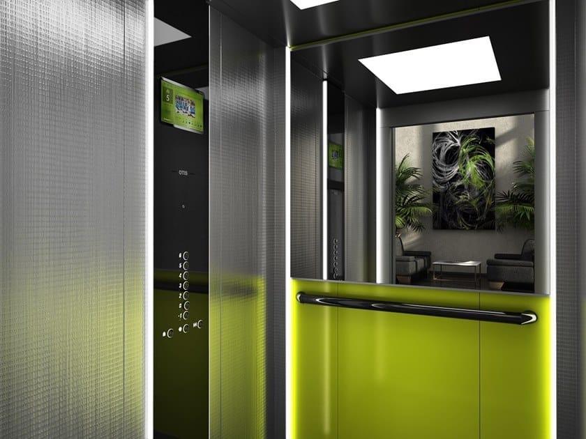 Machine Room-Less lift Gen2® Switch by OTIS Servizi