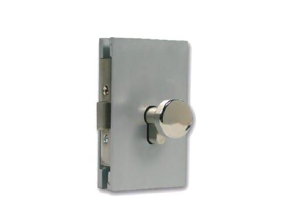 Glass door lock OXIDAL 280A by Nuova Oxidal