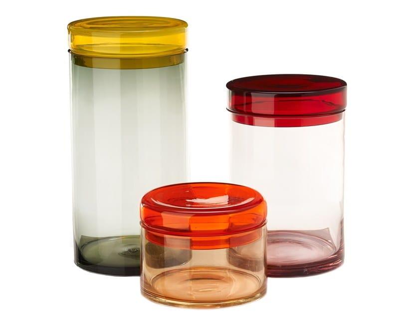Contenitore per alimenti in vetro Contenitore per alimenti in vetro by Pols Potten