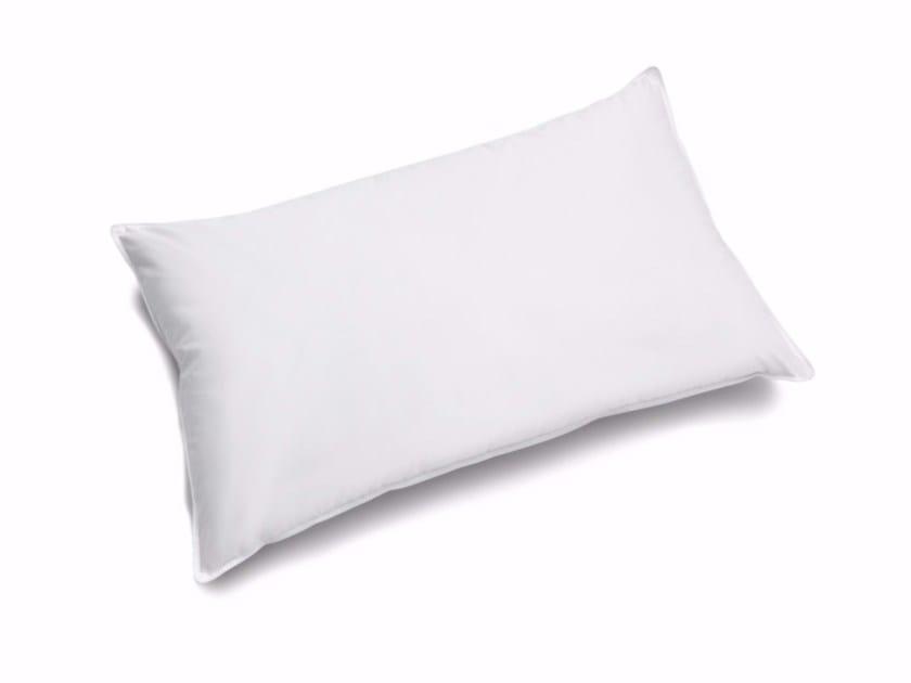 Rectangular pillow Goose feather pillow by Flou