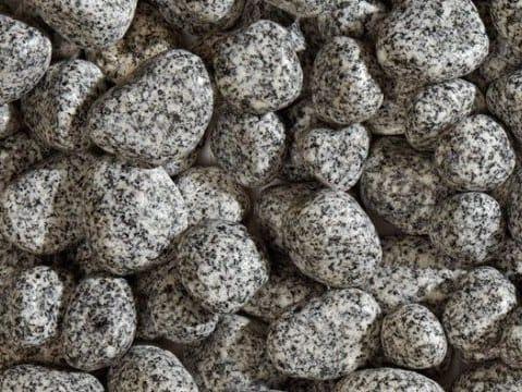 Ciottoli da giardino in granito by granulati zandobbio