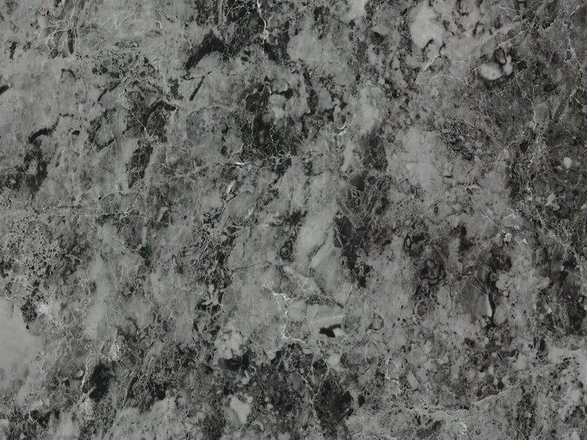 Rivestimento per mobili adesivo in PVC effetto marmo MARMO GRIGIO ALPI OPACO by Artesive