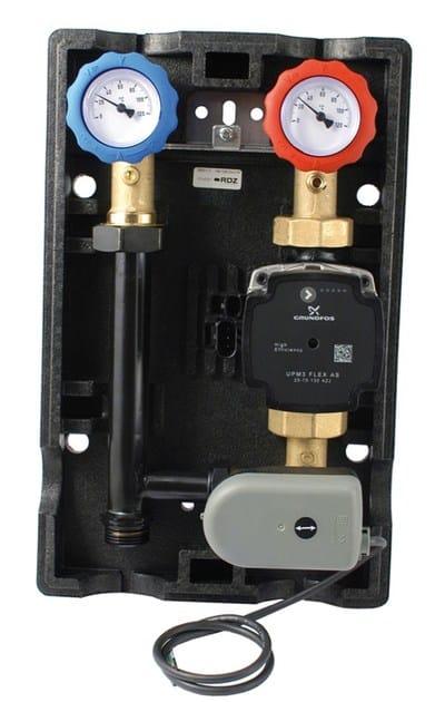 Heat regulation and hygrometric control GM 3 punti by RDZ