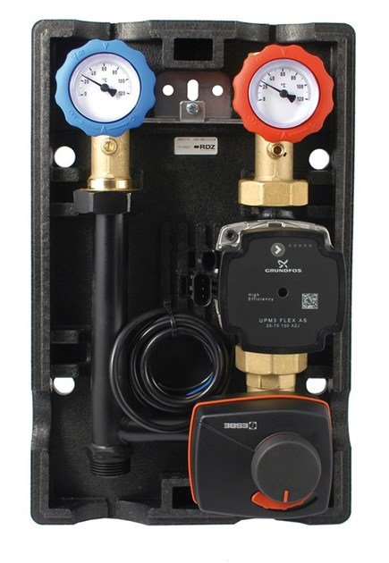 Heat regulation and hygrometric control GM VJ by RDZ
