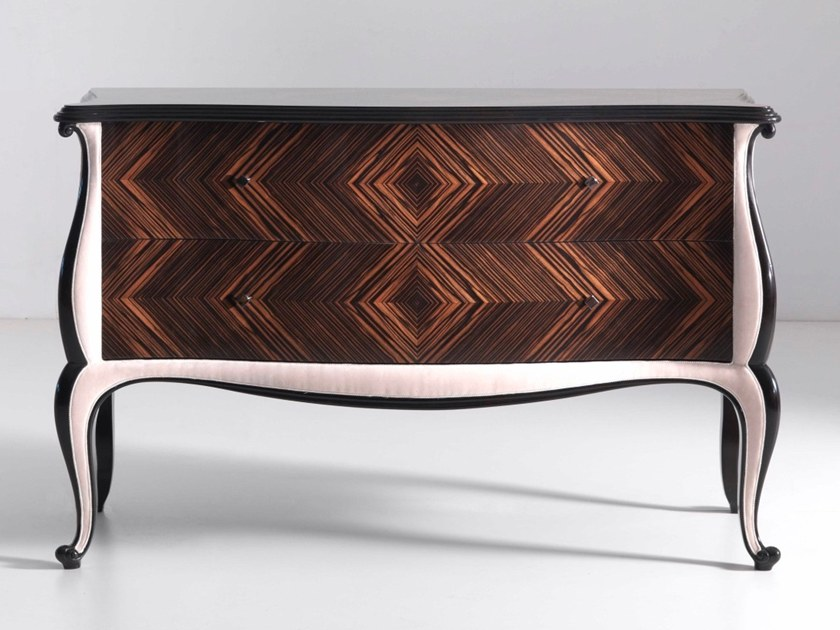 Wooden chest of drawers H 1581 | Chest of drawers by Annibale Colombo