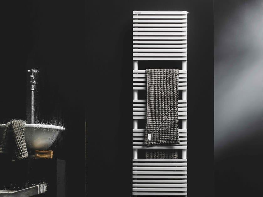 Sèche serviettes en acier au carbone H_20 BATH by ANTRAX