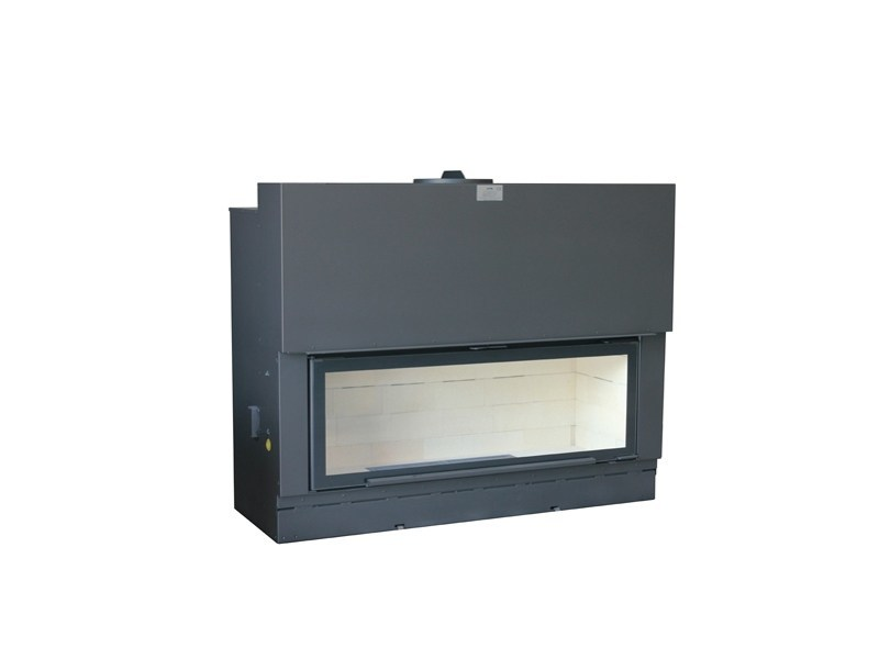Fireplace insert H1600 by Axis