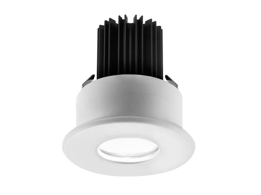 Aluminium Outdoor spotlight H2NOT by Buzzi & Buzzi