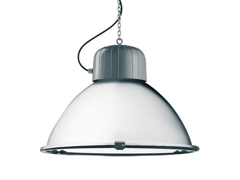 Die cast aluminium pendant lamp HABANA IP65 by LANZINI