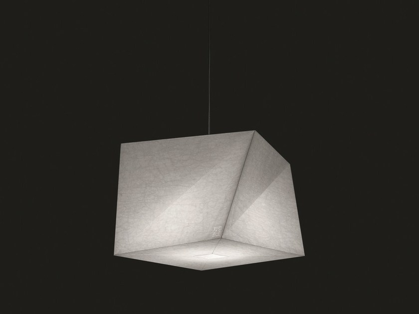 LED pendant lamp HAKOFUGU by Artemide