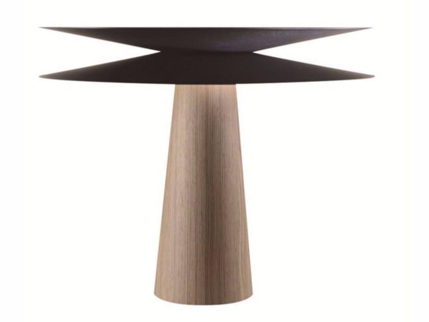 LED table lamp HALF & HALF | Table lamp by ROCHE BOBOIS